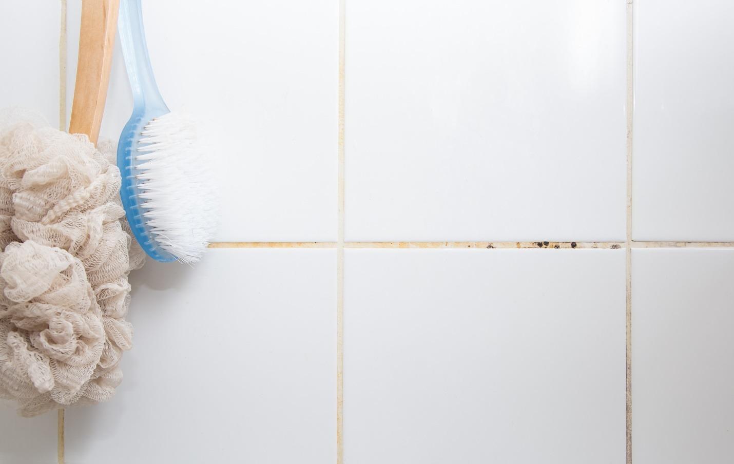 to repair water damaged shower walls