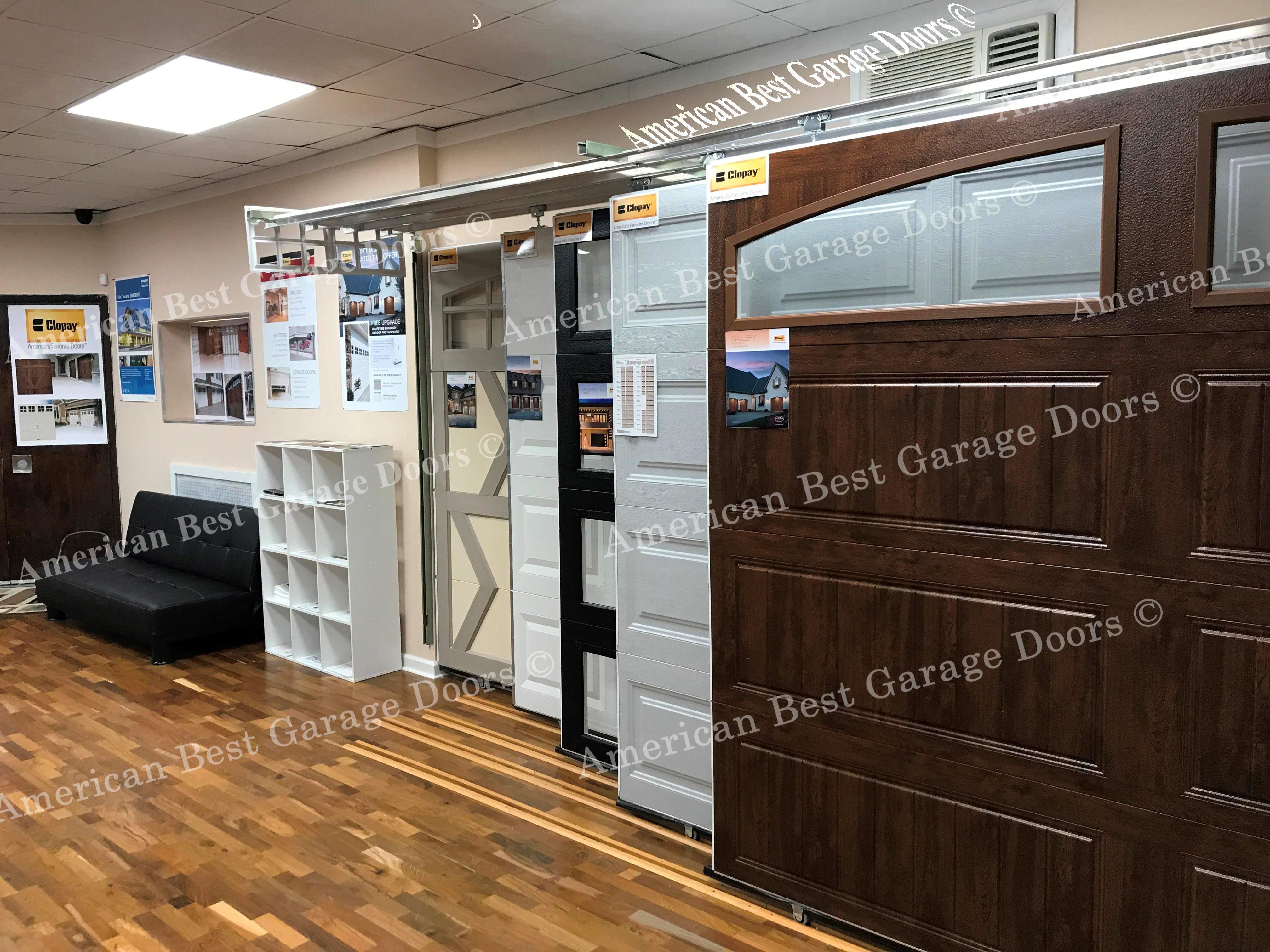 Garage Door Showroom  215 3830399  American Best Garage Doors