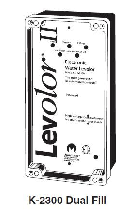 LEVOLOR II W / 2 50' SENSO