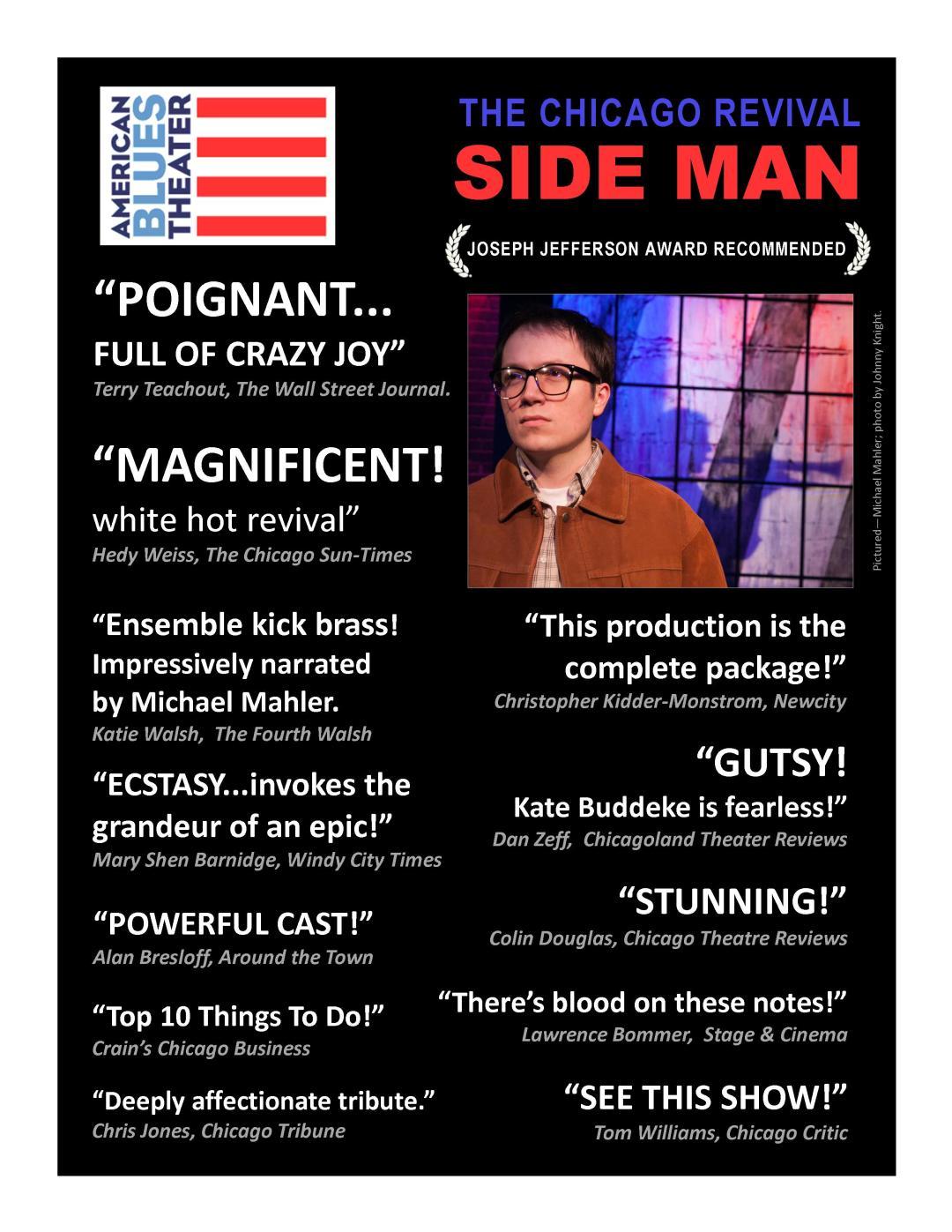 Sideman Chicago Reviews