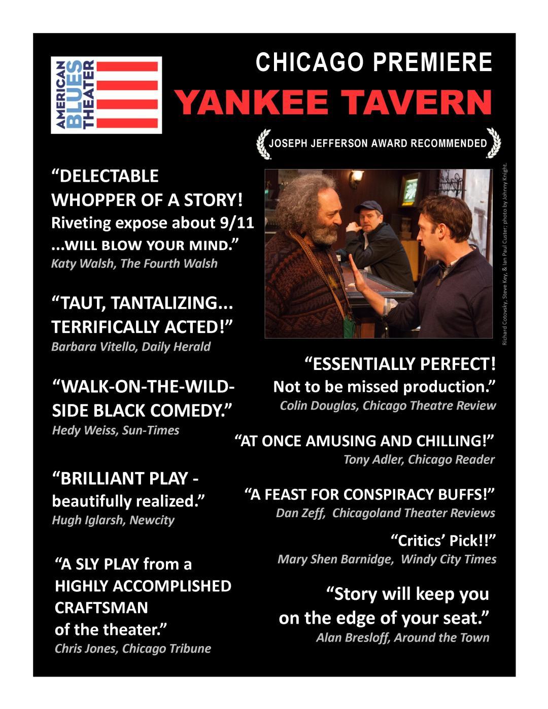 Yankee Tavern Reviews Chicago