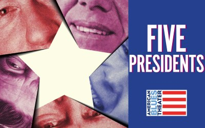 About the FIVE PRESIDENTS Artists