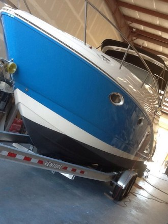 Custom Boat Painting fl