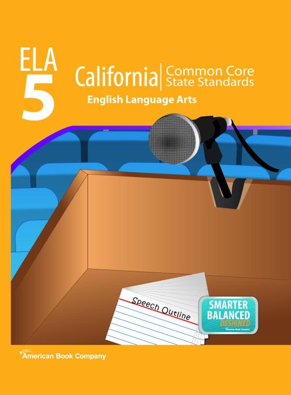 California Common Core State Standards In Grade 5 English