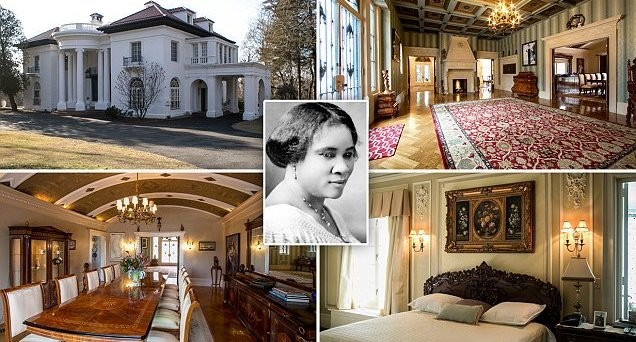 Madam C. J. Walker: The Ultimate Self-Made Woman