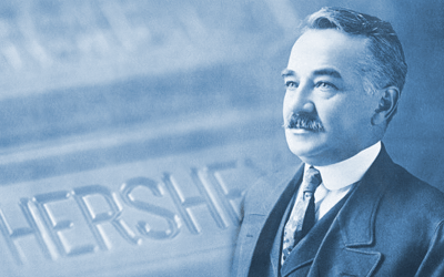 Milton Hershey: Chocolate King, Confectioner, and Creator