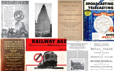 125 Free Downloadable Books on Business History!