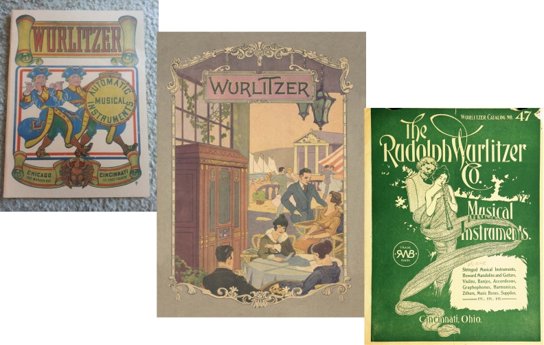 Music for the Millions: The Wurlitzer Story