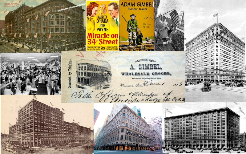 Gimbel Brothers Department Stores: Dust to Dust