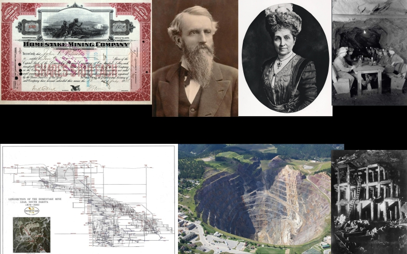 A Real Goldmine: The Homestake Story