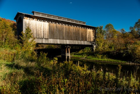 Fisher Covered Railroad Bridge