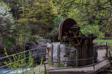 Seneca Mill Falls