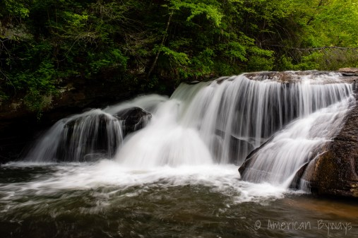 Upper Mill Creek Falls
