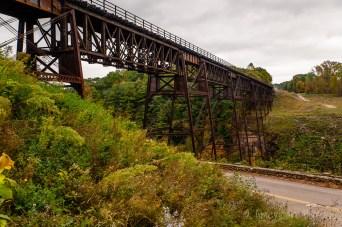 c. 1875 Portageville Railroad Bridge