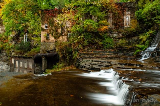 Van Nattas Falls