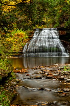 Shequaga Creek Falls