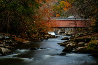 McConnells Mill Covered Bridge