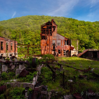 Cass Mill Remains