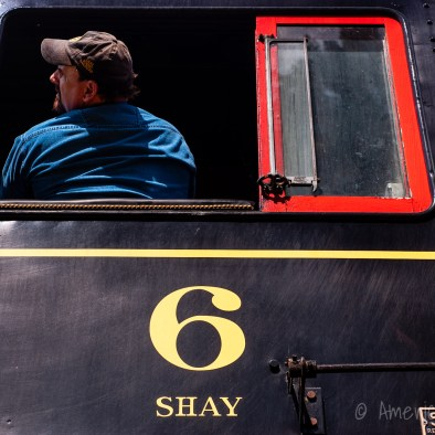 Shay Locomotives