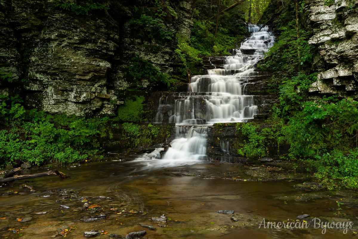 Buttermilk Falls (Tioga County)