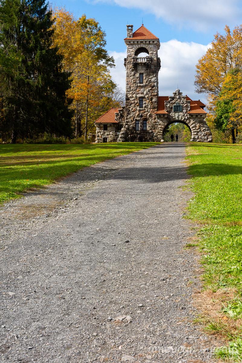 Lake Mohonk Mountain House Gatehouse