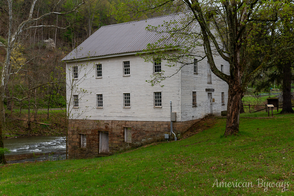 Jackson's Gristmill