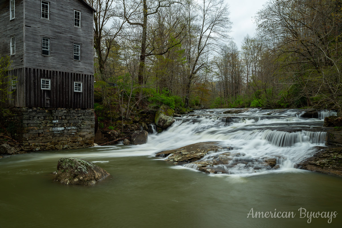 Arlington Falls and Fidler's Mill