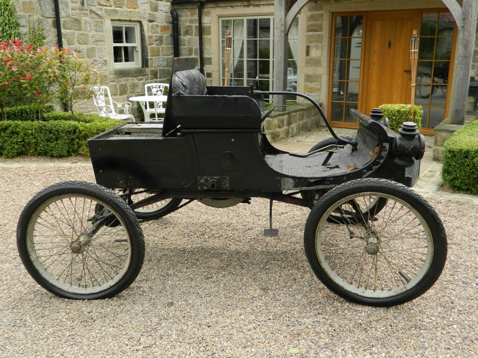 1902 Olds Curved Dash For Sale