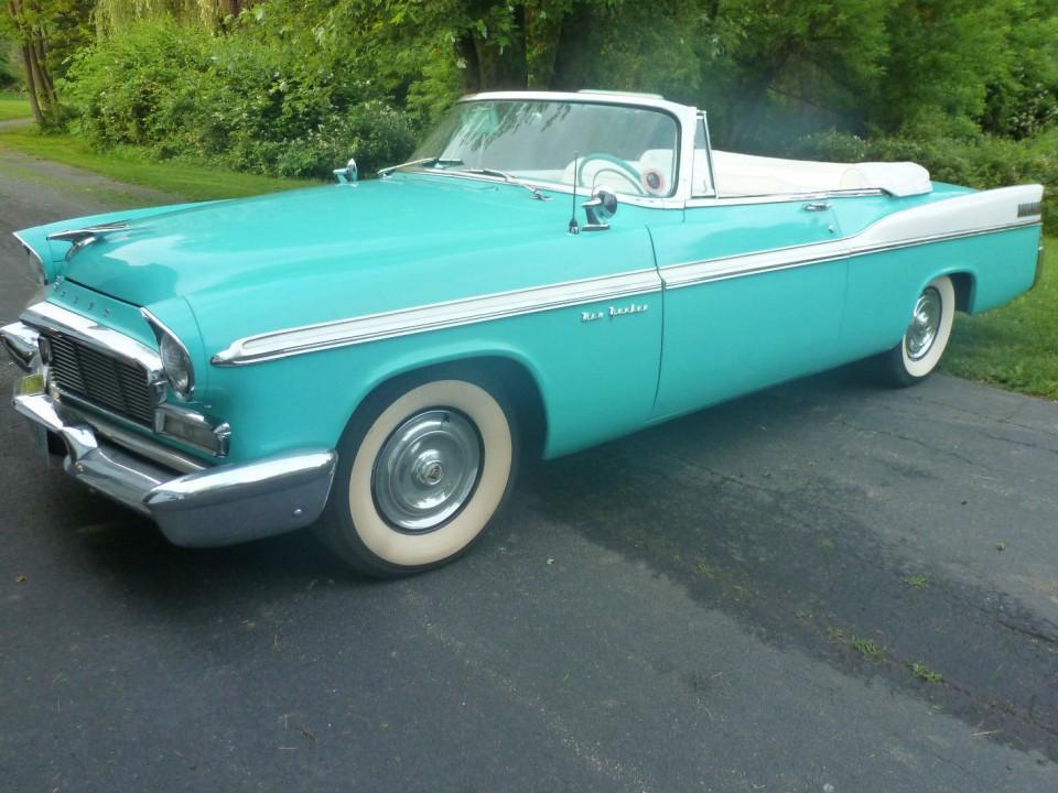 1956 Chrysler New Yorker For Sale