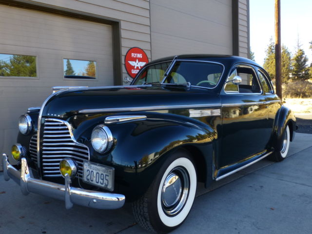 1940 Buick Super Eight For Sale