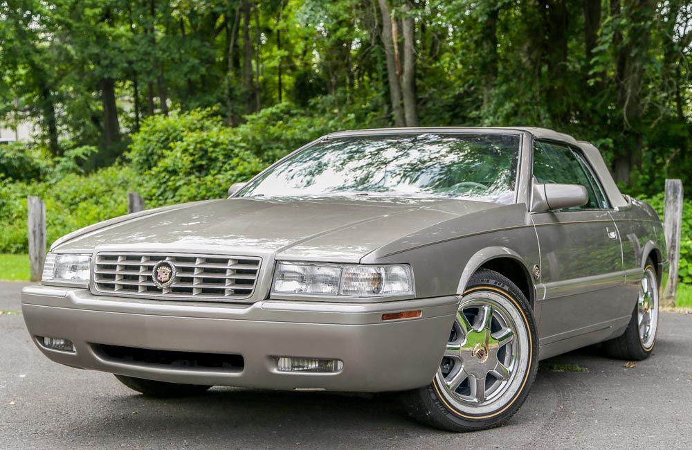 2001 Cadillac Eldorado ETC For Sale