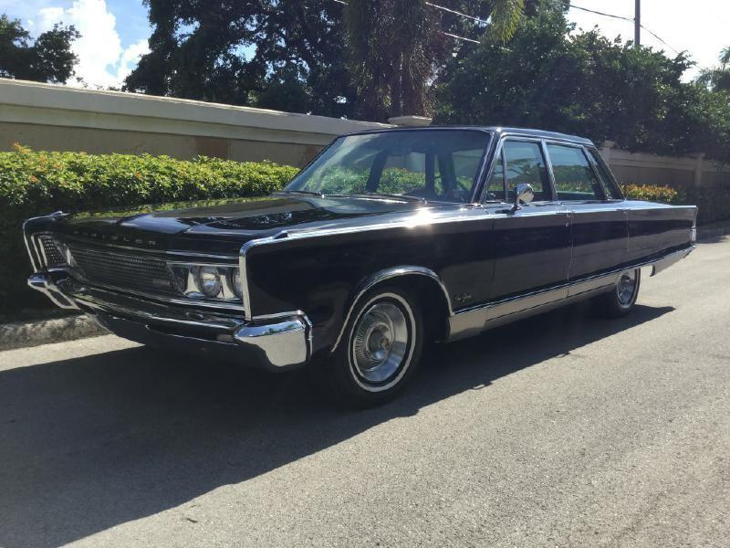 1966 Chrysler New Yorker For Sale