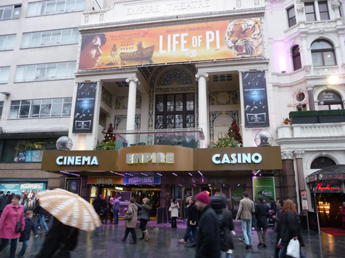 The Casino at The Empire in London