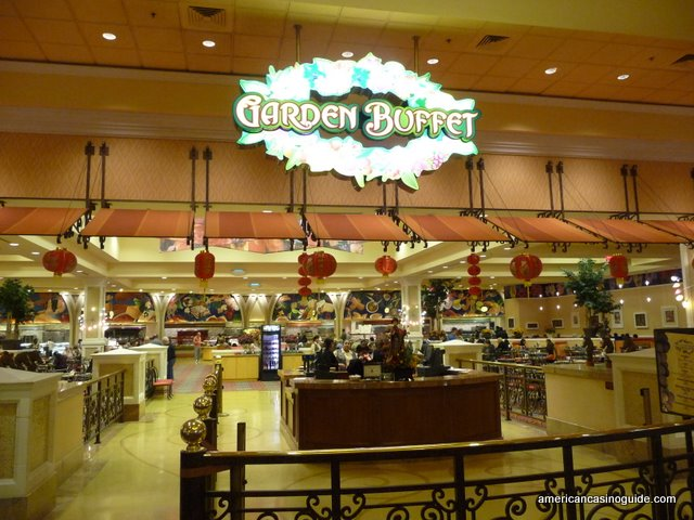The Garden Buffet at The South Point Casino & Hotel in Las Vegas, Nevada