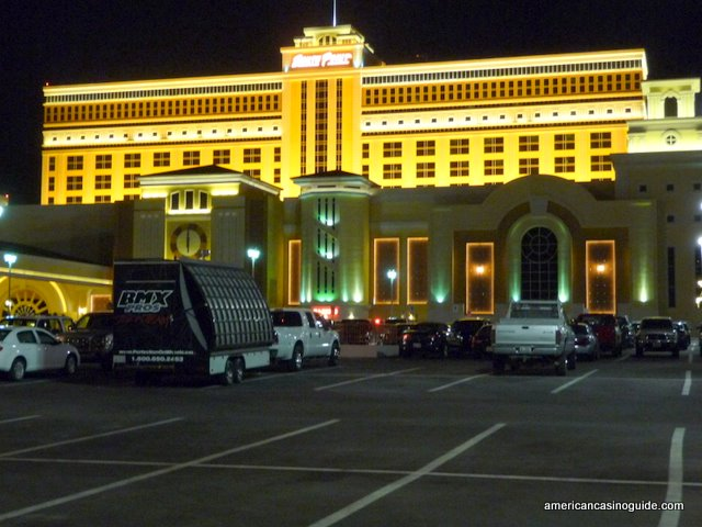 The South Point Casino Located In Las Vegas