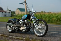 Harley Springer Front End Conversion Sportster - Year of Clean Water