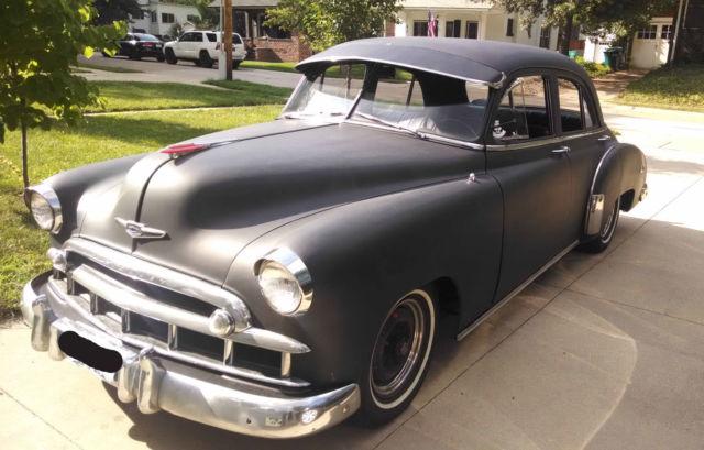 1949 Chevy Styleline Deluxe