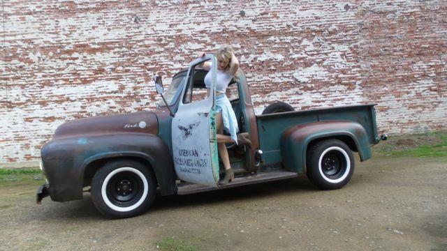 1948 Ford Crew Cab