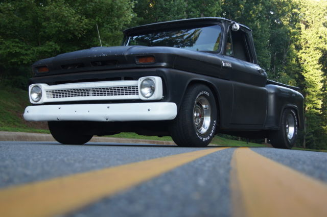 Pictures Chevy 1965 Truck Stepside