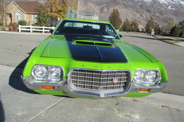 1971 ford torino clic cars muscle in knoxville tn