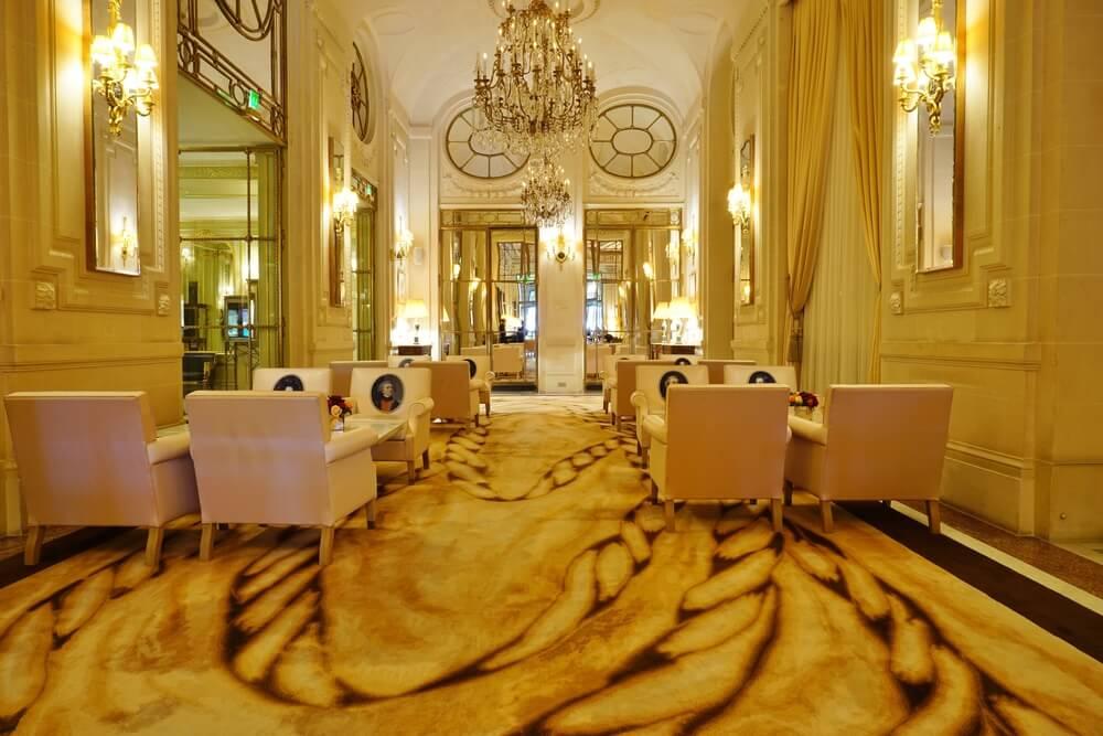 Hotel Highlight Le Meurice American Concierge