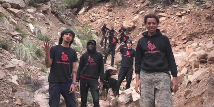 Radical racist 'Black Hammer' group has 'liberated' 200 acres in Colorado