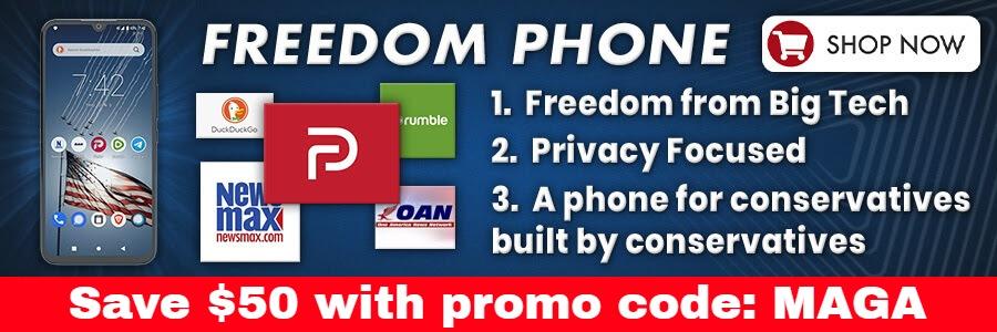 Freedom Phone 3