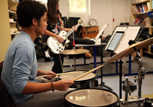 At ISP Secondary – Music Lessons After School