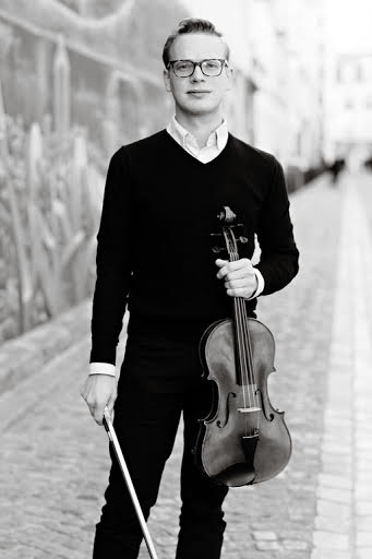 Kyle Collins is the Head of the Strings and Chamber Music Departments.