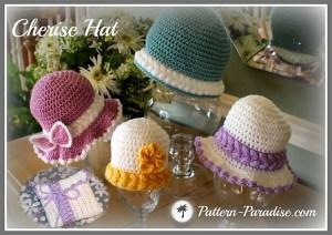 The Cherise Hat n Purse