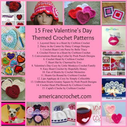 Valentines Themed Roundup