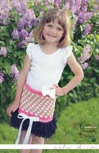 Side Step Sassy Skirt
