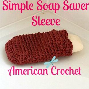 Simple Soap Saver Sleeve