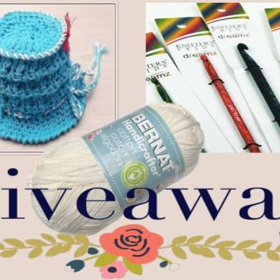 AG Handmades & American Crochet Giveaway!